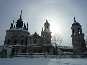 Владимирская церковь. Автор фото: Евдокимов Борис