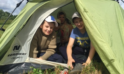 лагерь 2016
